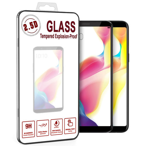 9H Tempered Glass Screen Protector for Oppo R11s / A73 - Clear